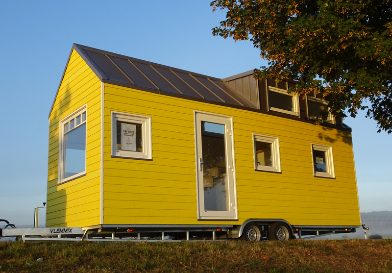 TinyHouse Yellow